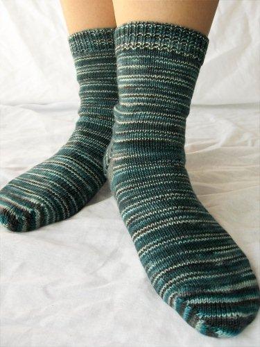 Shark Socks Knitting Pattern : Sharks socks Kris Awesome