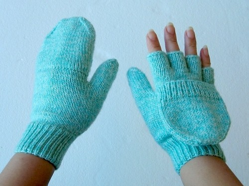 Convertible Mitten Pattern - Pattern Collections
